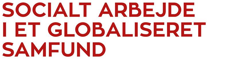 Bogens side: Socialt arbejde i et globaliseret samfund